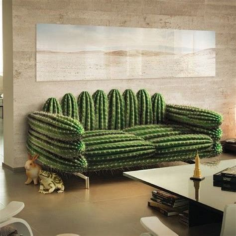cactus sofa green the home decor lol of the day