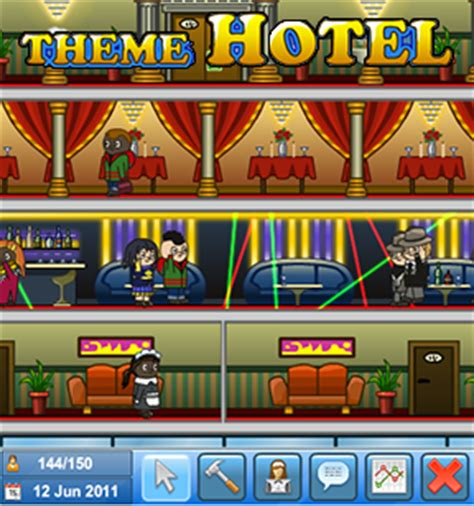 themes hotel games theme hotel walkthrough tips review