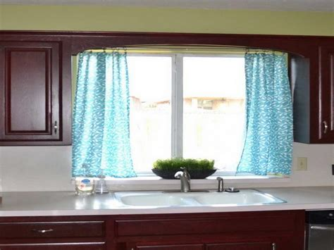 curtain ideas for kitchen bloombety simple kitchen curtain ideas kitchen curtain ideas