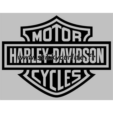 Stickers Harley Davidson Pas Cher by Autocollant Harley Davidson Achat Vente Autocollant