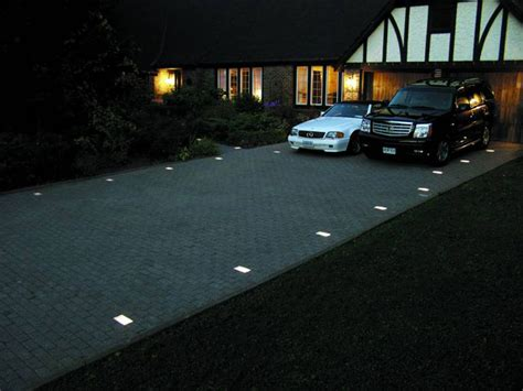 Recessed Lighting: Installing Recessed Driveway Lights