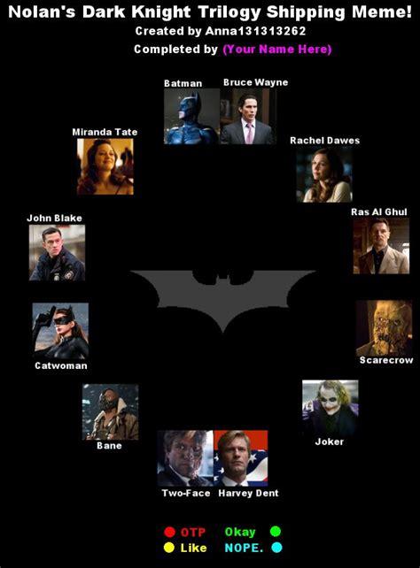 Dark Knight Meme - pin by laura wattie on nolan s batman trilogy pinterest