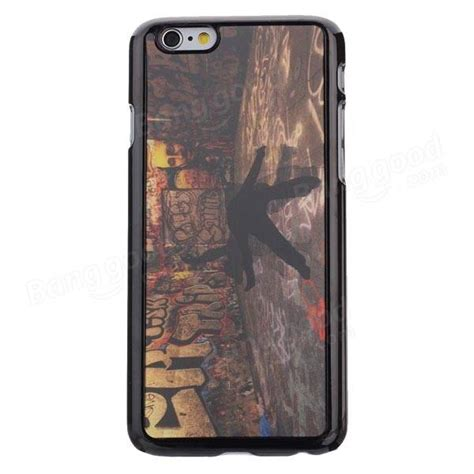 hip hop  pattern case pc  cover shell protector  iphone