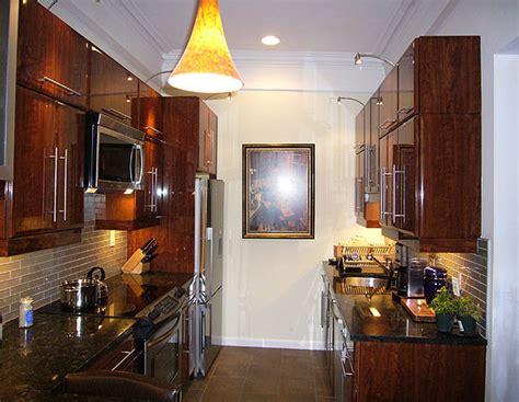 kitchen small galley kitchen makeover with brick small galley kitchen makeovers kitchen cabinetry
