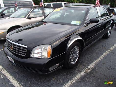 black cadillac 2003 2003 black cadillac sedan 83263124