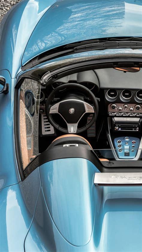 alfa romeo disco volante interior wallpaper alfa romeo disco volante spyder geneva auto