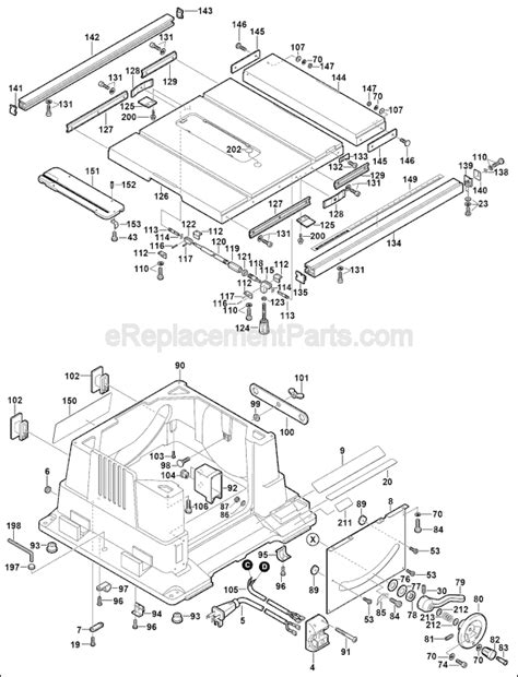 bosch 4000 parts list and diagram 0601476139
