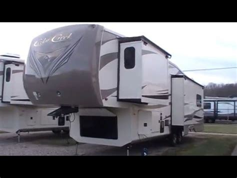 Couchs Rv Nation 2016 forestriver cedar creek 34re 5th wheel at couchs rv