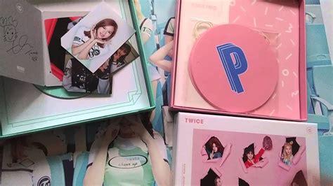 2nd Mini Album Page Two 2nd mini album page two cheer up album unboxing