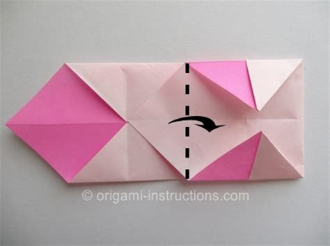 Secret Message Origami - origami secret folding