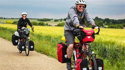 Jaket Touring Flm Pro bicycle touring the how to by bicycle touring pro