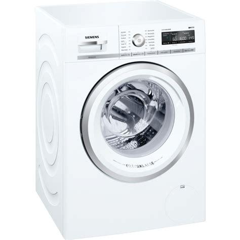 siemens waschmaschine extraklasse siemens waschmaschine der extraklasse wm16w591 eek a