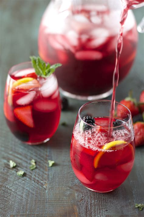 fruit tea recipe fruit iced tea