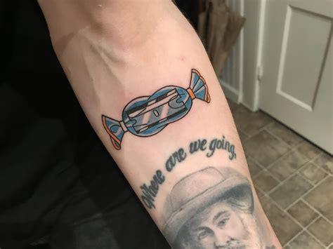 tattoo burlington vt friday the 13th flash by zoe margot fortune teller
