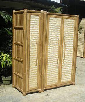 bambus kleiderschrank gro 223 er bambus kleiderschrank sch 246 ne bambusoptik tahas 174