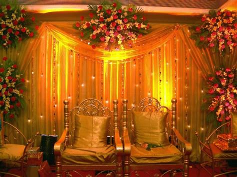 Bangalore Wedding Stage Decoration by Bangalore Stage Decoration Design 337 Weddingokay