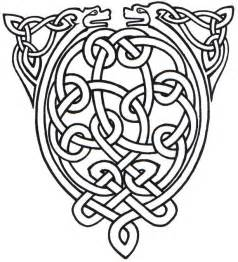 Celtic knot patterns for wood carving clipart best