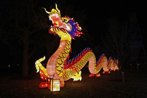 China Lights Lantern Festival Lights Up North Las Vegas China Lights