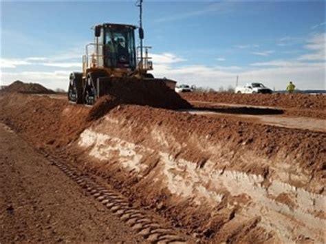 Tlc Plumbing Utility by Earthwork Construction Albuquerque New Mexico