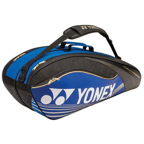 Yonex Racket Bag yonex 9626b pro badminton 6 racket bag