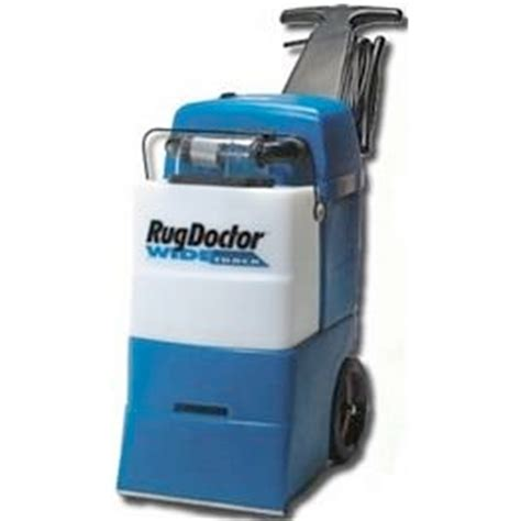 rug doctor refurbished rug doctor wide track carpet cleaner