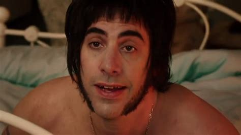 sacha baron cohen new movie you can t unsee the trailer for sacha baron cohen s new