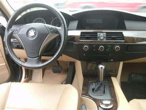 2005 Bmw 525i Interior by 2005 Bmw 545i Leather Interior Navigation System Dvd
