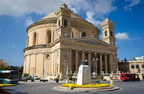 The Miracle Of Air Mata the miracle church of mosta malta adventurous kate