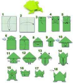 How To Make Paper Frogs Easy - 1000 images about origami on origami frog