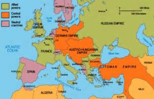 1914 Map Of Europe by Map Of Europe 1914 Images