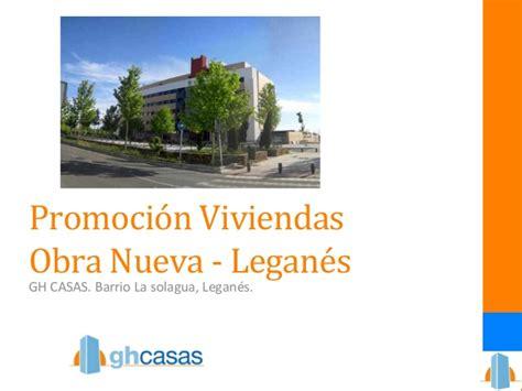 gh casas promocion viviendas leganes gh casas inmobiliaria