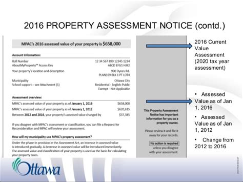 city of ottawa technical briefing on mpac property