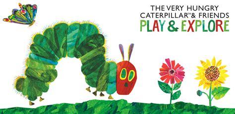 the very hungry caterpillar la 0399256059 la chenille qui fait des trous et ses amis joue et explore gratuit amazon fr appstore pour