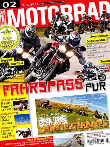 Ps Motorradzeitschrift by Motorradzeitungen Testberichte Gebrauchte