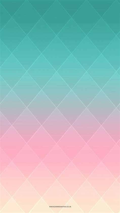 wallpaper for iphone diamond cute pink and blue background iphone wallpaper board cover