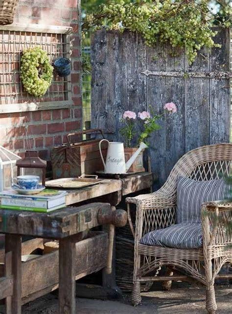 Vintage Garden by Vintage Garden Decor Ideas 001 Flea Market Insidersflea