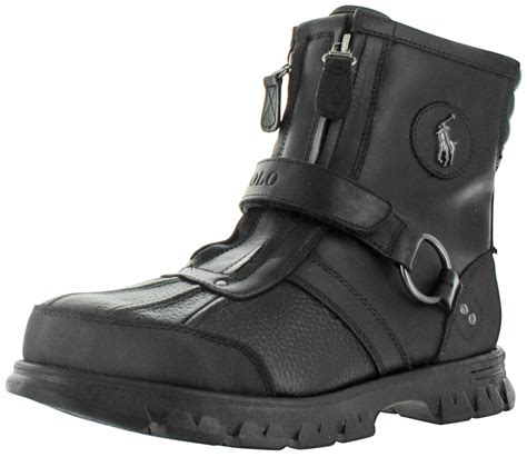 ralph duck boots polo ralph conquest iii s winter duck boots
