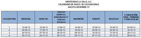 Cus Calendar Calendario Universidad De La Salle Cus Y