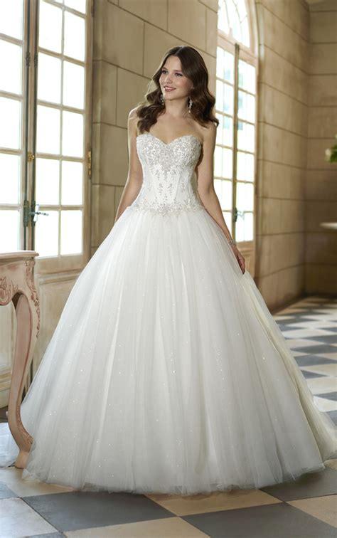 Brautkleider Prinzessin brautkleid prinzessin aus t 252 ll