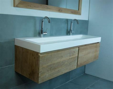badkamerkast boven wastafel meer dan 1000 idee 235 n over houten wastafel op pinterest