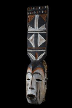 Mba California Mask by Africa Banda Mask From The Baga Or Nalu Of