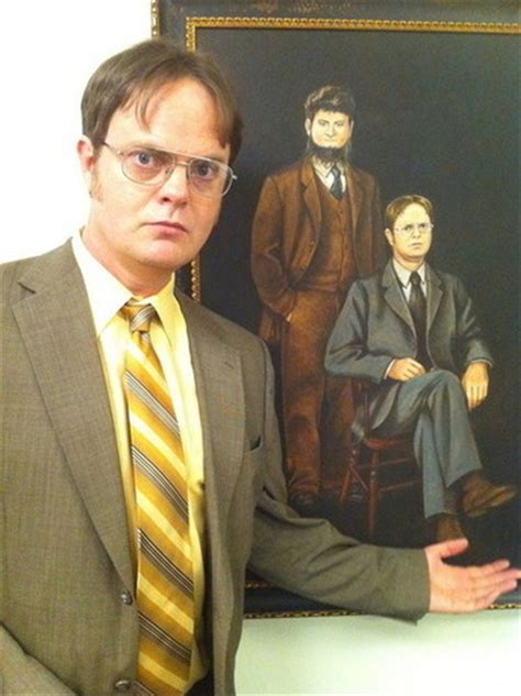 office images dwight mose painting wallpaper  background