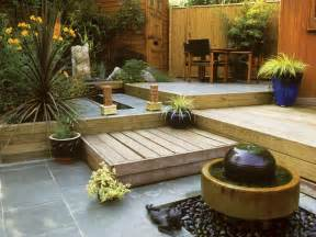 Deck Ideas For Small Backyards Small Yard Design Ideas Landscaping Ideas And Hardscape Design Hgtv