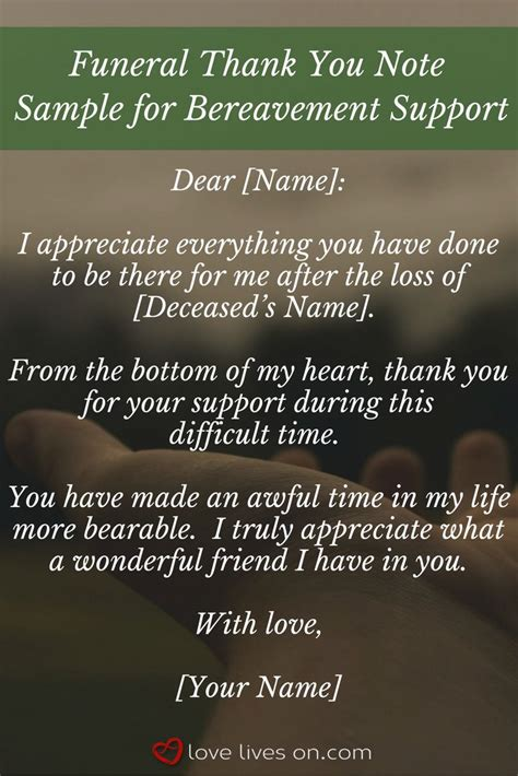Card Of Thanks For Newspaper