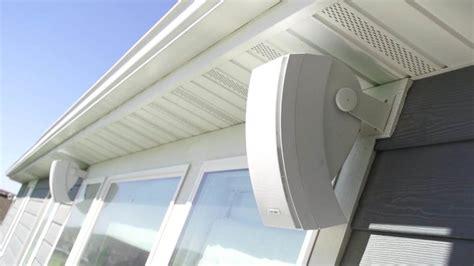 outdoor speakers    gardens patios