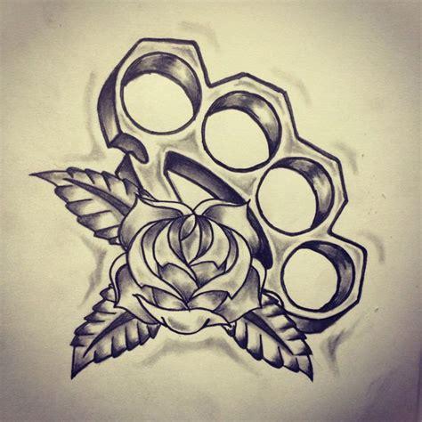 queen tattoo vorlagen brass knuckles old school tattoo sketch dubuddha org