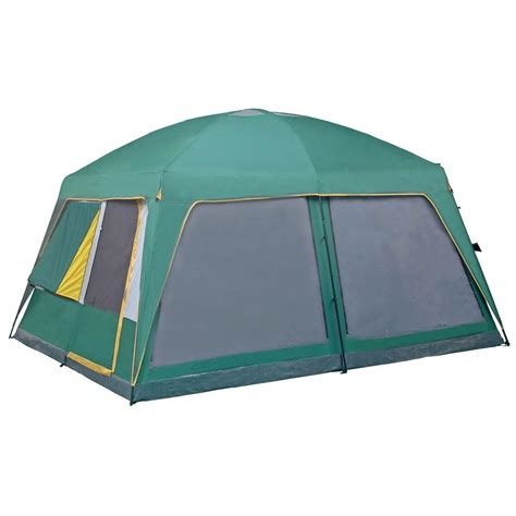 gigatent wiledcat mountain 10 person cabin tent ft004