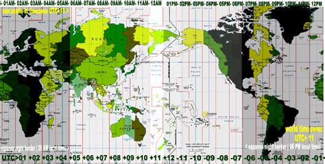 us time zone offset world time zones utc gmt 11