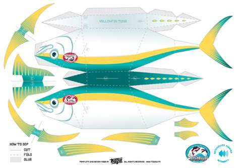 Papercraft Fish - papercraft fish pictures to pin on pinsdaddy
