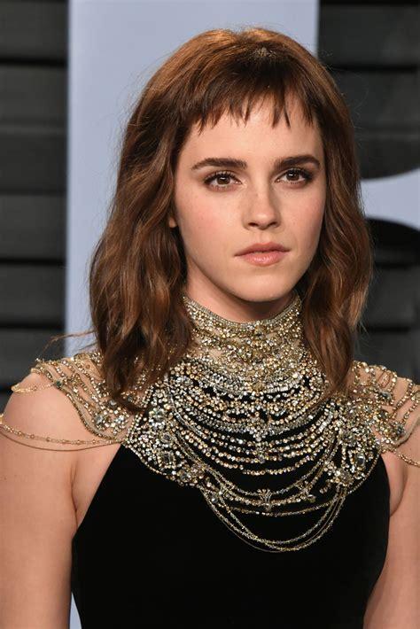 Emma Watson – 2018 Vanity Fair Oscar Party in Beverly Hills